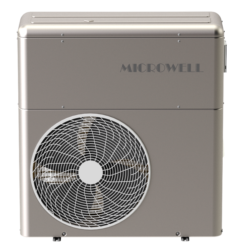 Swimming pool heat pumps - Microwell