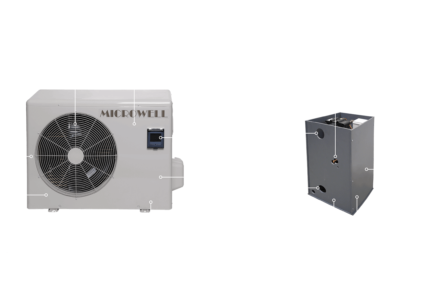 HP 1400 - Microwell